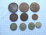 Швеція, 10 монет 1919 - 1962 рр., фото №7