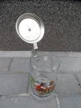 Пивная кружка Cтекло  0,5 L Alwe Germany, фото №9