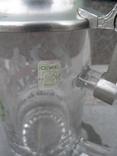 Пивная кружка Cтекло  0,5 L Alwe Germany, фото №11