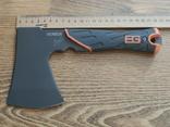Набор для вижывания.Туристический топор + охотничий нож Gerber, фото №5
