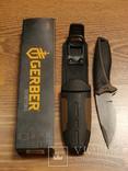 Набор для вижывания.Туристический топор + охотничий нож Gerber, фото №6