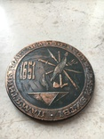 """Настільна медаль """"Полеглим в Берестецькій битві"""", фото №3"""