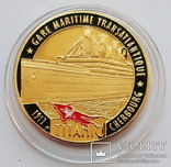 Жетон Титаник, фото №2