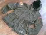 Куртка USAF N-3B, фото №3