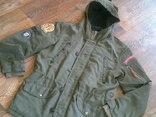 Куртка USAF N-3B, фото №4