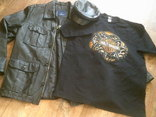 Tom Teilor + Harley Davidson разм. XL- куртка,футболка,кепка, фото №3