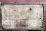 Стара картина підрамник на кілках 75х120см, фото №5