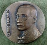 Настольная медаль Стефан Цвеиг 1981г.., фото №2