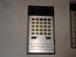 Калькуляторы СССР, 3 шт., фото №4