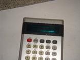 Калькуляторы СССР, 3 шт., фото №8