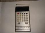 Калькуляторы СССР, 3 шт., фото №10