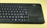 Клавиатура беспроводная Trust, фото №5