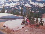 Семан Ференц (Ечи)  Открытка из США адресованная художнику, фото №3