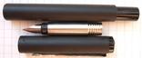 Новая перьевая ручка Parker Vector, made in UК. Перо F. Оригинал. Пишет мягко и тонко., фото №5
