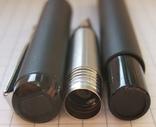 Новая перьевая ручка Parker Vector, made in UК. Перо F. Оригинал. Пишет мягко и тонко., фото №6