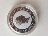 2 доллара, серебро, острова Питкерн, 2008 год, фото №2
