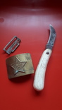 Нож садовый ссср плюс бонус, фото №2