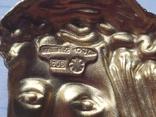 Подвес голова Иисуса Христа,750°., фото №11