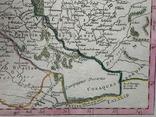 1749 Карта Подолья и Волыни 50х40 см., фото №7