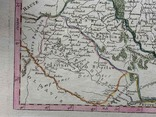 1749 Карта Подолья и Волыни 50х40 см., фото №8