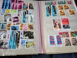 Кляссер с марками Европы + бонус гора марок, фото №4