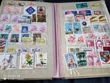 Кляссер с марками Европы + бонус гора марок, фото №5