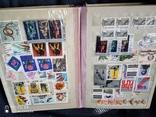 Кляссер с марками Европы + бонус гора марок, фото №7