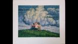 "Н.Н.Шелест,""21 вік у небі запалав"",3/8,1985-86 гг., фото №2"