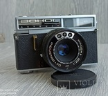 Фотоаппарат. Сокол / индустар 70, фото №2