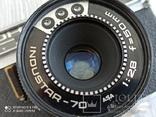 Фотоаппарат. Сокол / индустар 70, фото №9