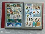 Мегалот. Марки периода СССР (альбомы, блоки, серии....), фото №8