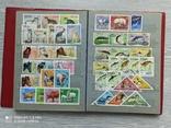 Мегалот. Марки периода СССР (альбомы, блоки, серии....), фото №9