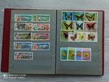 Мегалот. Марки периода СССР (альбомы, блоки, серии....), фото №11
