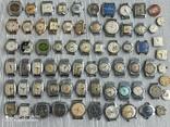 Часы женские / 85 шт. + 10 механизмов (большинство СССР), фото №8