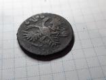 Деньга 1731 перечекан, фото №5