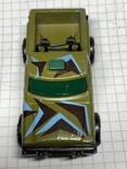 1982 Matchbox Flareside Pick-Up 1/76 Made in Macau, фото №6