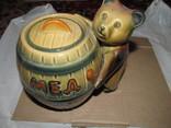 Бочечка под мёд, фото №3