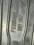 1/38 Ferrari BB512 Made in Hong Kong, фото №9