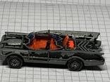 Batmobile - Corgi Toys - Batman & Robin - c1975-1979, фото №6