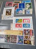Большой кляссер с негашеными марками Европы+бонус, фото №12