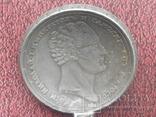 Посеребрённая сувенирная ложка, фото №5