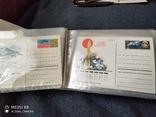 Альбом для открыток и конвертов на 85 листов полностью заполненный, фото №6