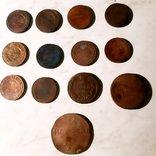 Монеты РИ 60 шт. Одним лотом. См. описание, фото №4