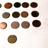 Монеты РИ 60 шт. Одним лотом. См. описание, фото №8