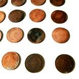 Монеты РИ 60 шт. Одним лотом. См. описание, фото №11
