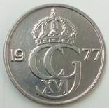 50 эре 1977 г. Швеция, фото №2