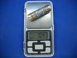 Серебро эмаль 84 проба, фото №11