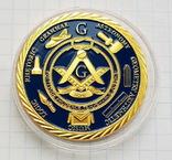 Жетон масонский №3, фото №3