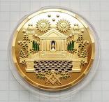 Жетон масонский №4, фото №2