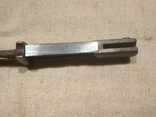 Огнеупорная пластина штык ножа Поляк WZ-24 копия, фото №4